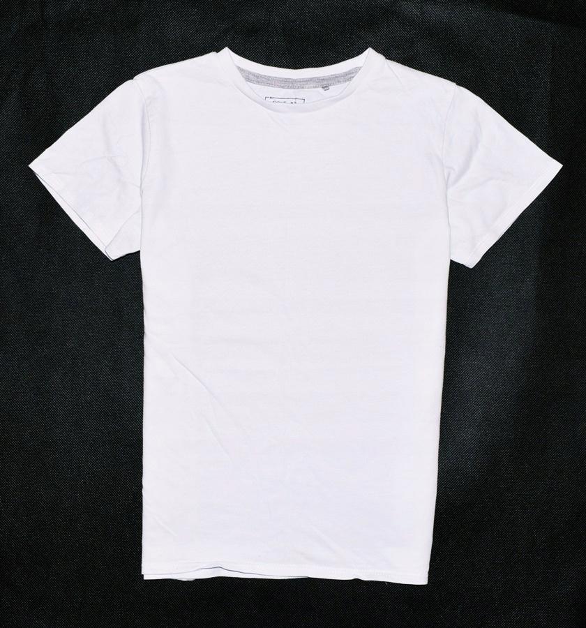 4834-20 ....NEXT... n#s T-SHIRT BASIC WHITE r.134