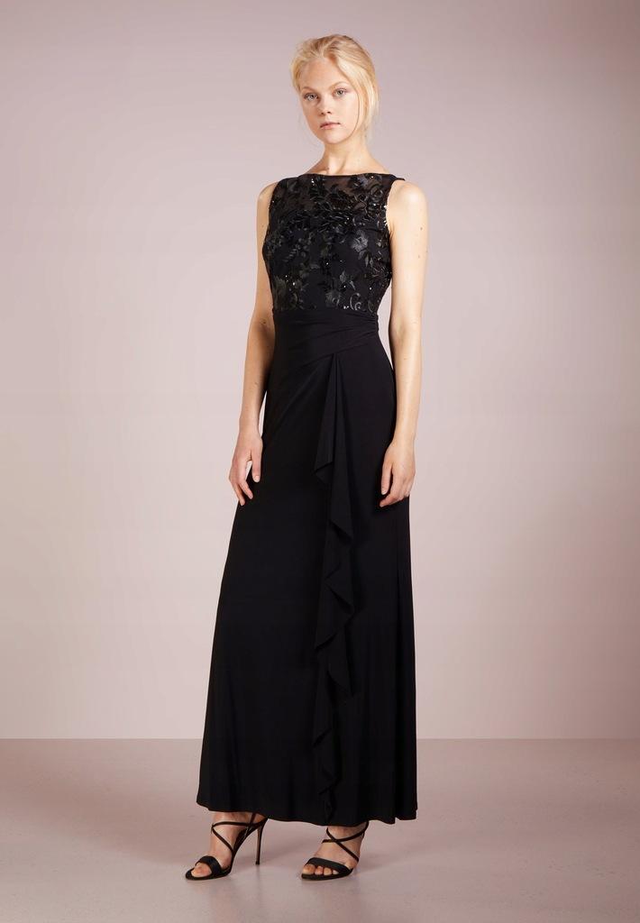 Ralph Lauren Suknia bez rękawów czarna defekt 34