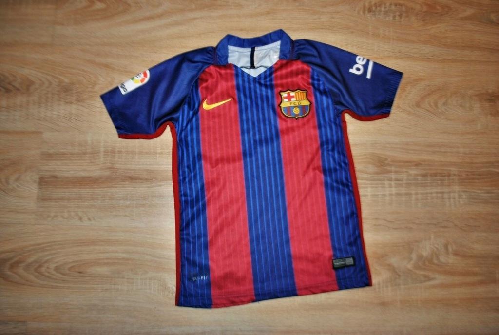 NIKE FC BARCELONA sportowa koszulka MESSI 140