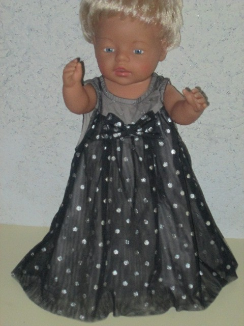 Baby Annabell CHOU CHOU sukienka dla lalki na 48cm