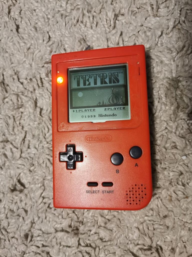 Konsola Nintendo Game Boy Pocket MGB-001