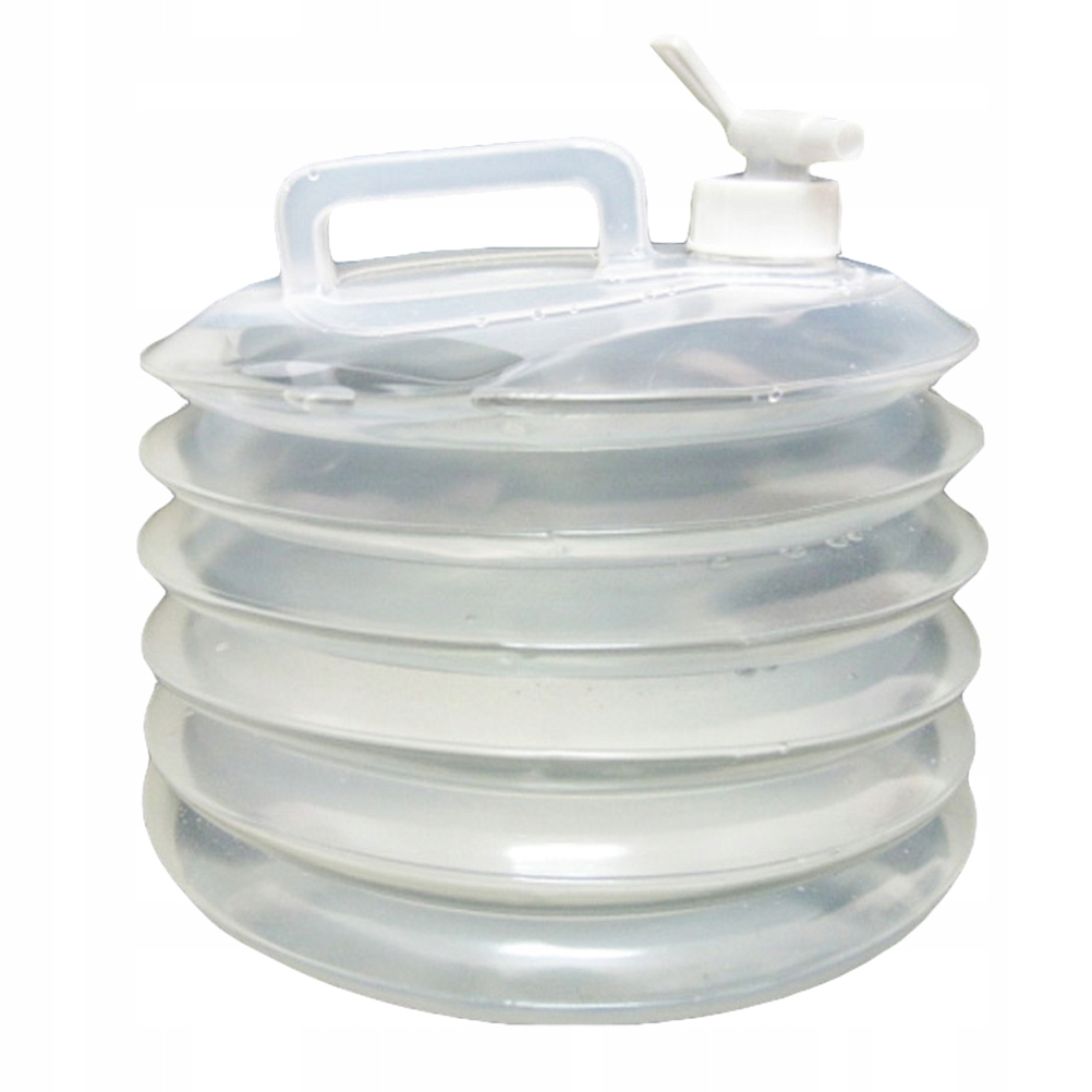Collapsible Water Storage Container Practical Fish