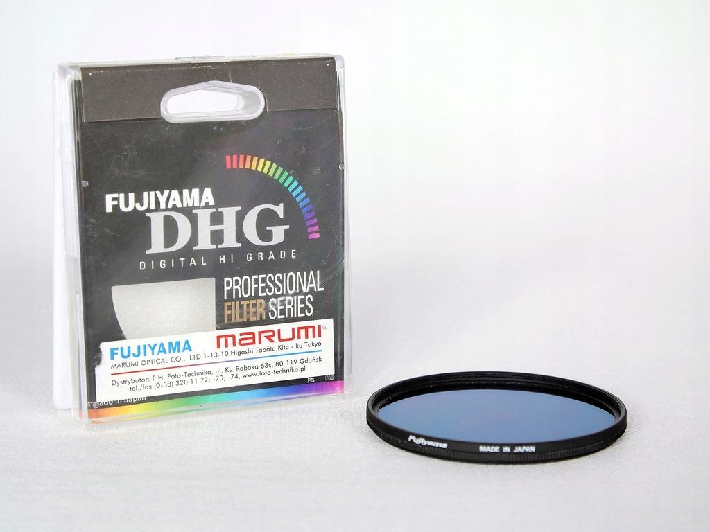 Polaryzacyjny Fujiyama/Marumi DHG CPL 77 mm