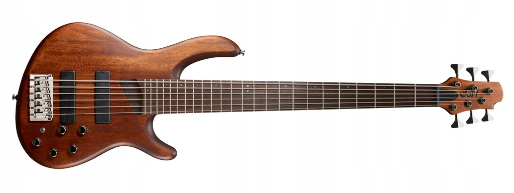 CORT B6 PLUS MH OPM gitara basowa 6 strun B-Stock