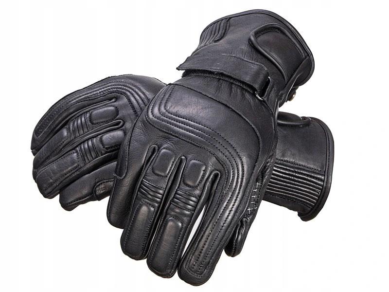 Rękawice motocyklowe skórzane RetBike CLASSIC