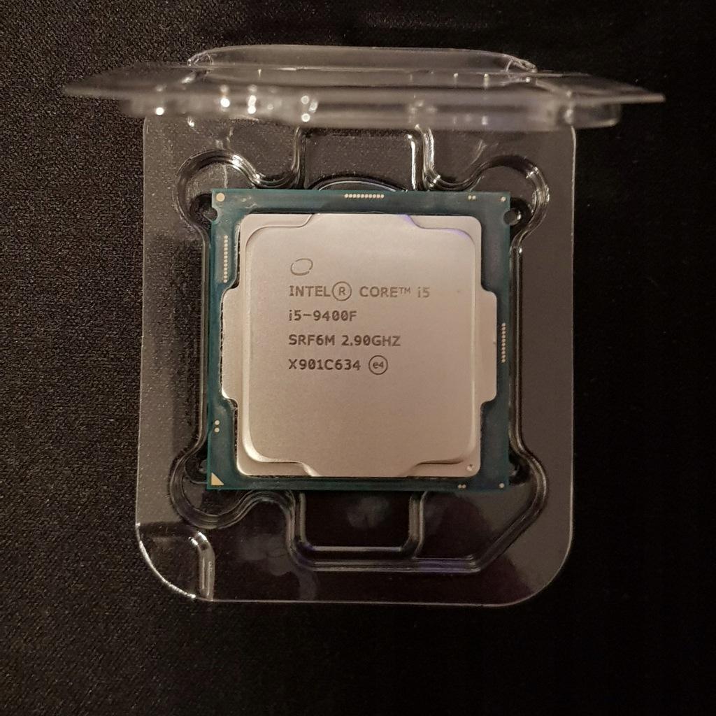 Procesor Intel Core i5-9400F 2.9GHz 9 MB BOX