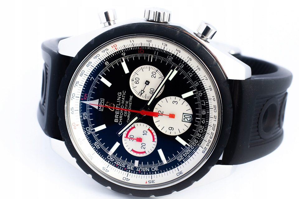 BREITLING CHRONO-MATIC 49 COSC A14360 49MM/KPL.