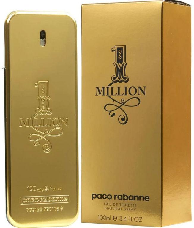 WODA TOALETOWA PACO RABANNE 1 MILLION 100ML