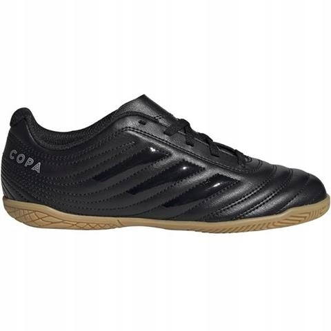 Buty piłkarskie adidas Copa 19.4 IN Jr czarne 35