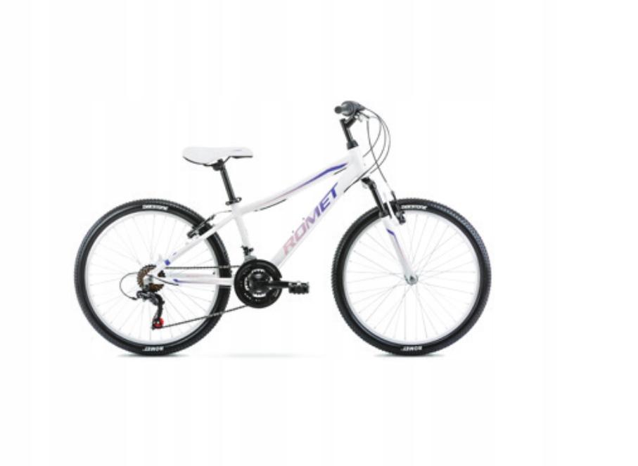 Rower Romet Jolene 24 Biały