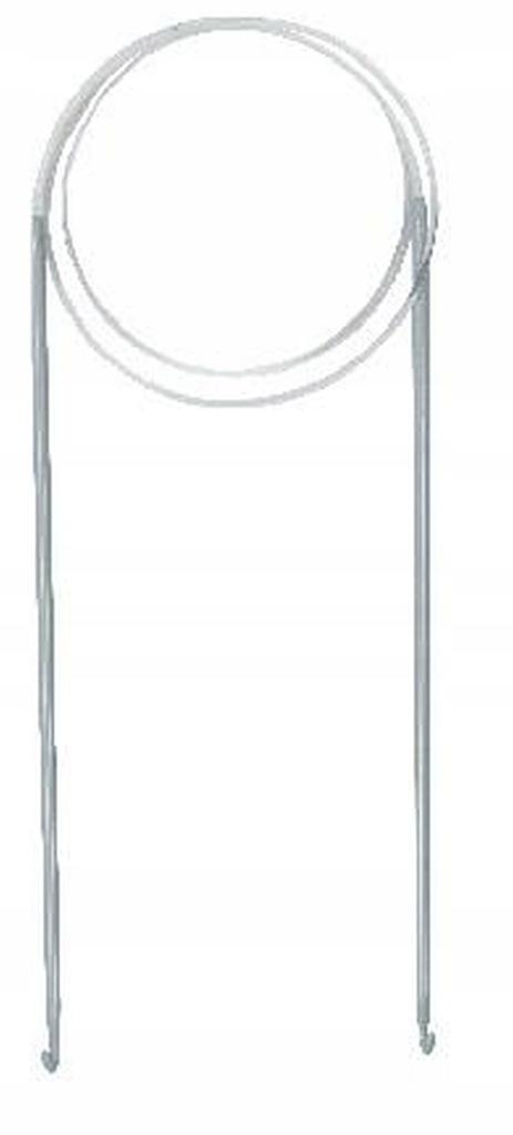 Szydełka teflonowe lekkie na żyłce nr 3 SKC