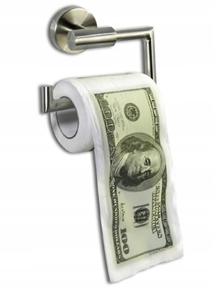 Papier Toaletowy Dolary 7717138170 Oficjalne Archiwum Allegro