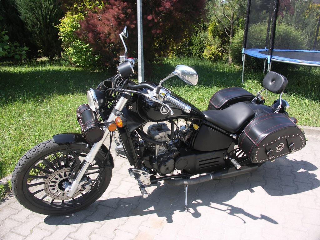 Motocykl 125 Cm Leonart Daytona 2015 7370075823 Oficjalne Archiwum Allegro