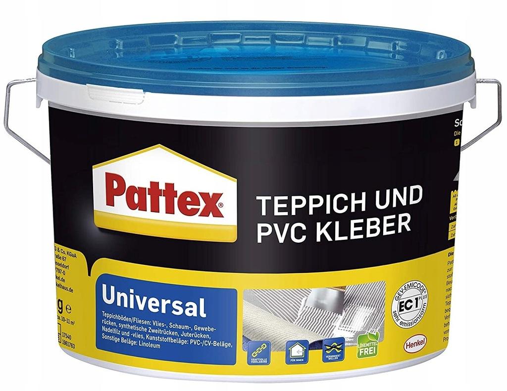 Klej Do Wykładzin Podłogowych PVC PATTEX 4kg