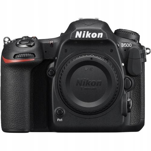 Lustrzanka Nikon D500 body nowy GWARANCJA