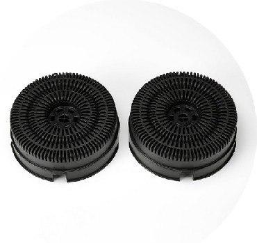 Filtr węglowy do okapu CFC0141571 2 sztuki