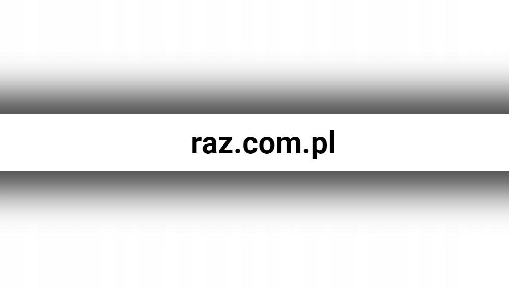 Domena raz.com.pl
