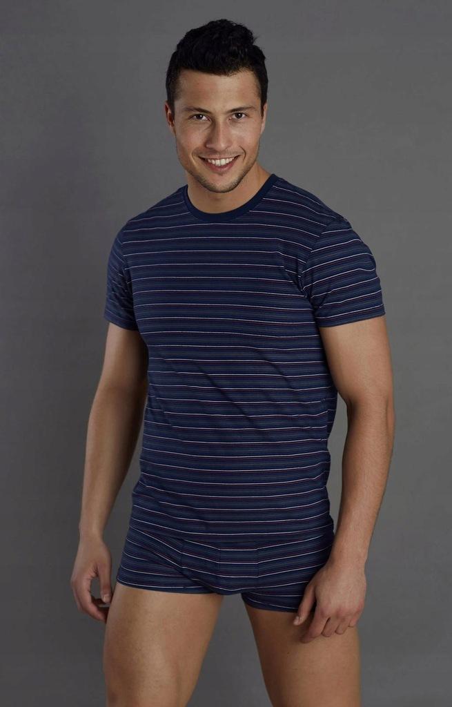 HENDERSON Koszulka T-Shirt Podkoszulek męski roz M