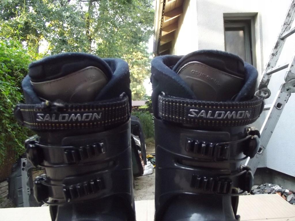 Buty narciarskie Salomon Evolution F600 performa