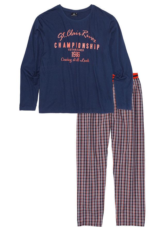 BONPRIX piżama męska bpc collection r. 52/54