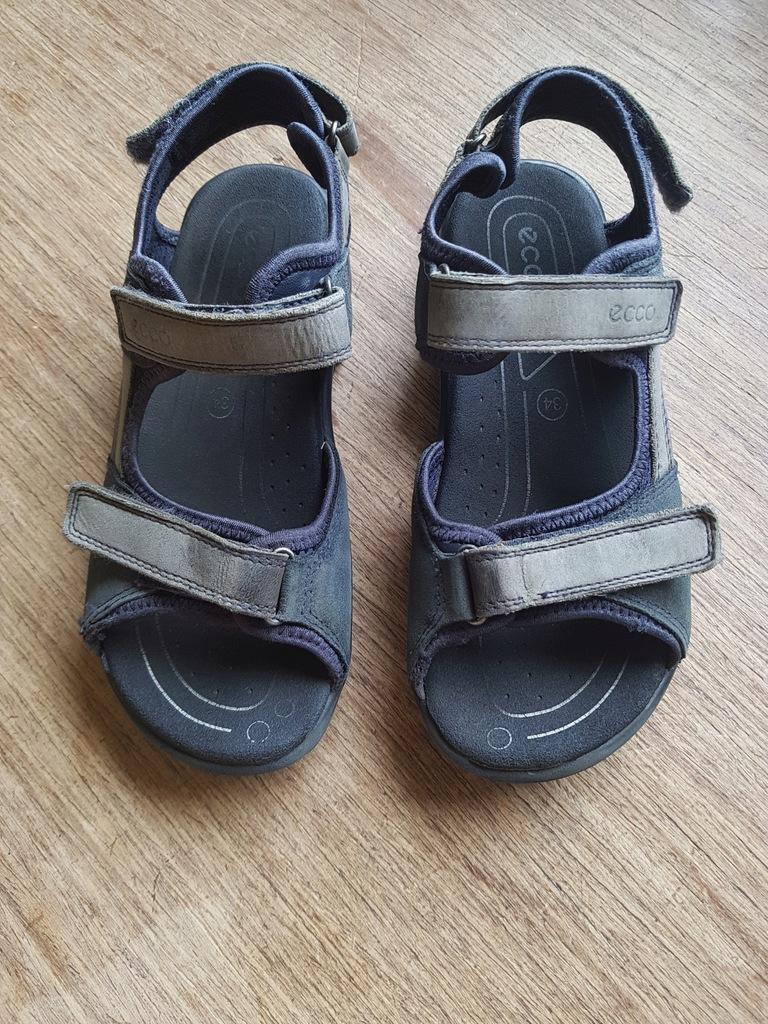 Ecco sandały Urban Safari Kids, rozm 34