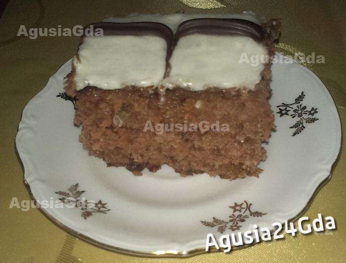 Pyszne ciasto marchewkowe - przepis