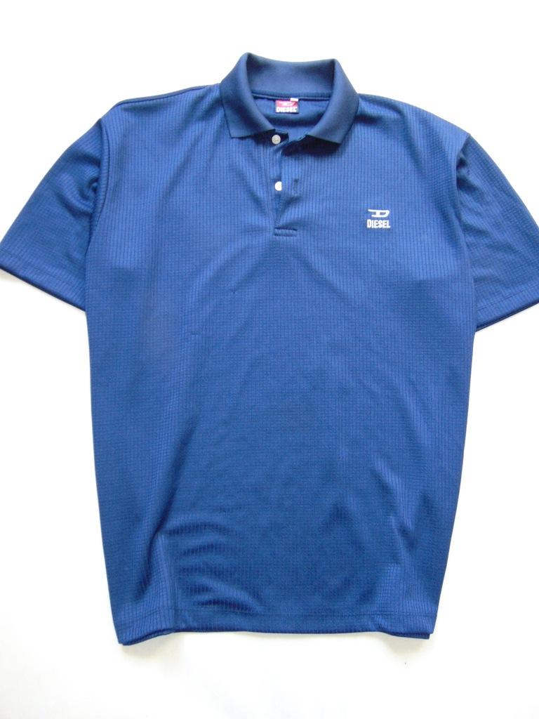 DIESEL koszulka męska polo r XL