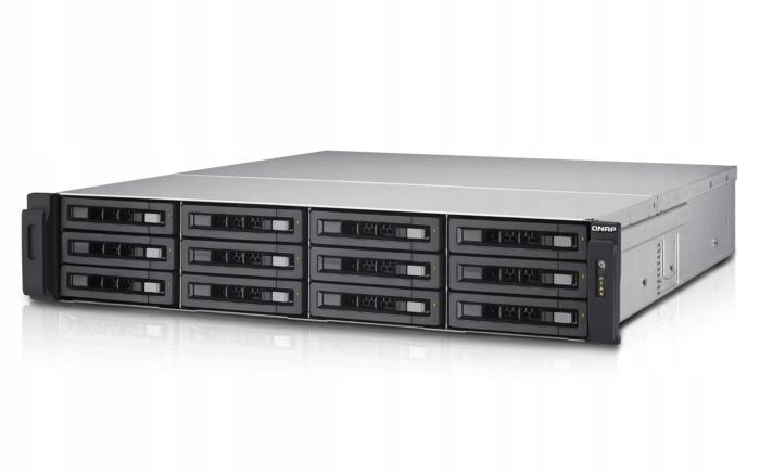 Serwer QNAP TS-EC1280U-E3-4GE-R2