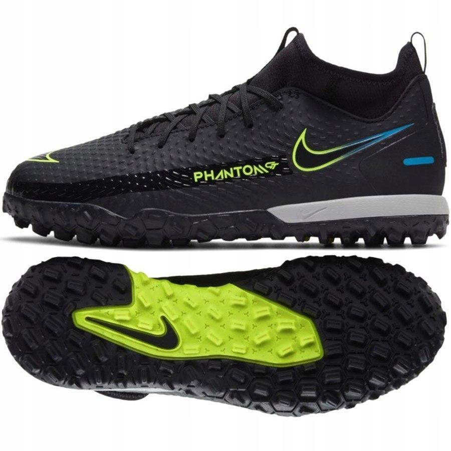 Buty Nike JR Phantom GT Academy DF TF CW6695 090