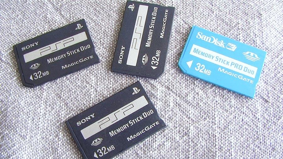 Karta pamięci MSProDuo do PSP ---32MB---
