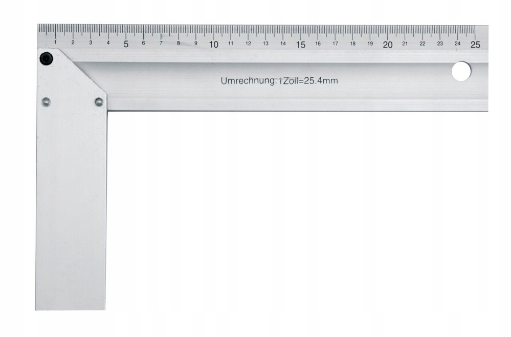 Kątownik aluminiowy 350 mm 18362 Vorel