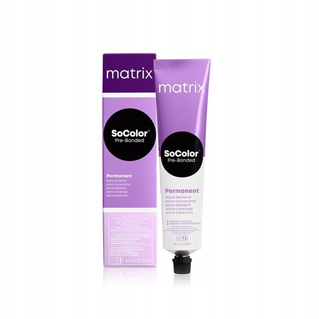 Matrix SoColor Pre-Bonded 509NA - Farba 90 ml