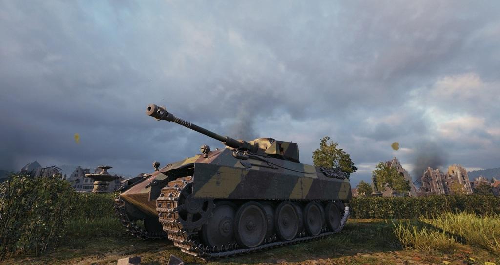 World of Tanks - Panzer V/IV oraz gadżety