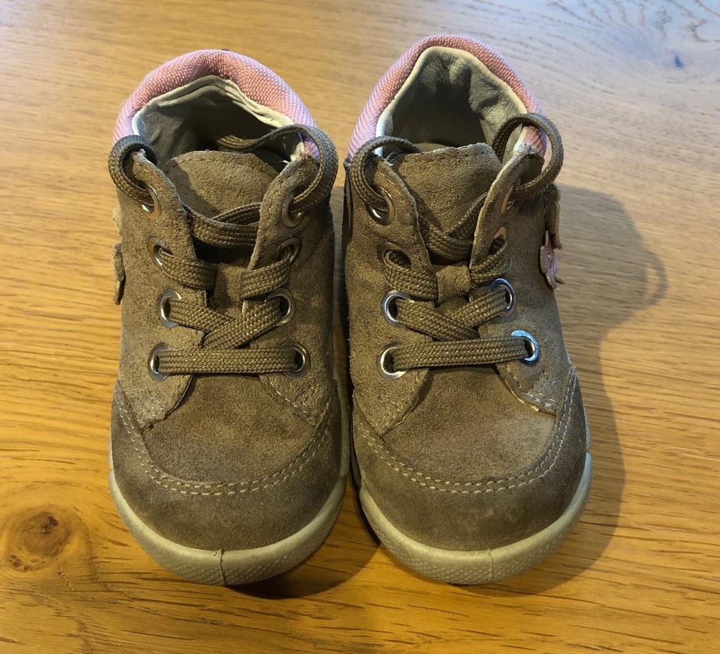 Buty dziecięce SUPERFIT rozmiar 20