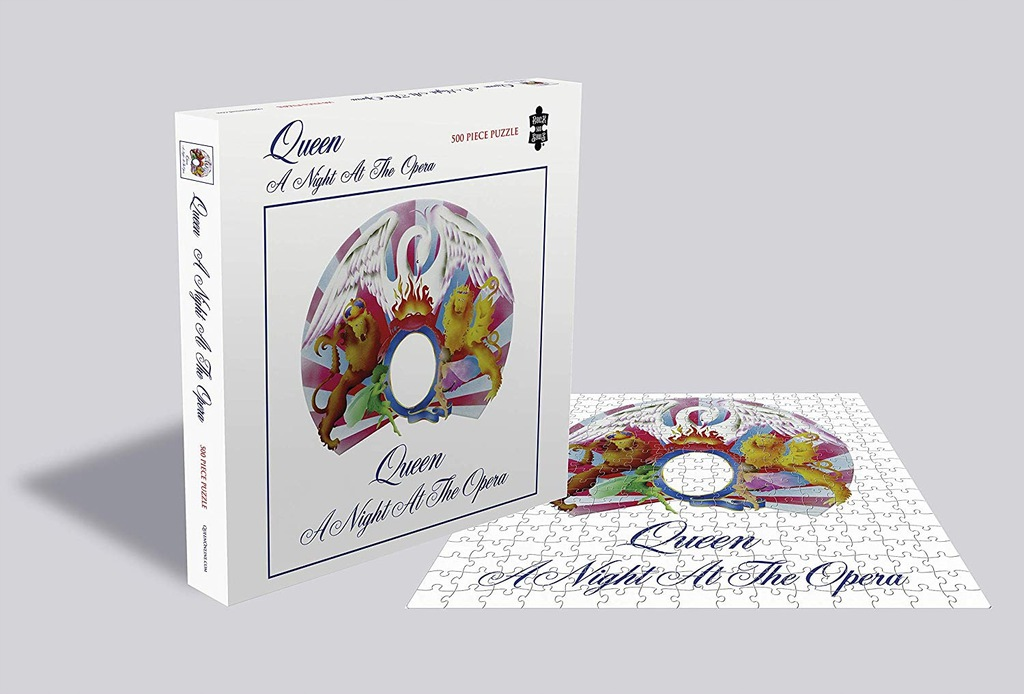 Queen - A Night At The Opera Puzzle