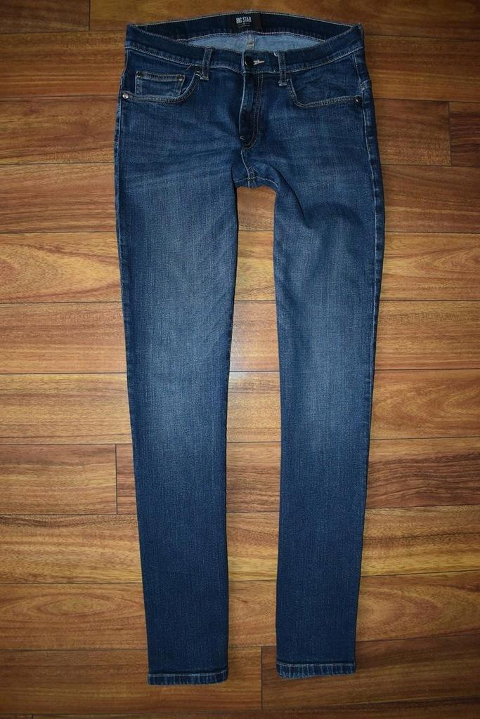 BIG STAR Męskie Spodnie Jeansy W30 L32