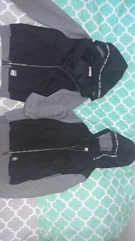 nowe kurtki h&m 140 dla blizniakow
