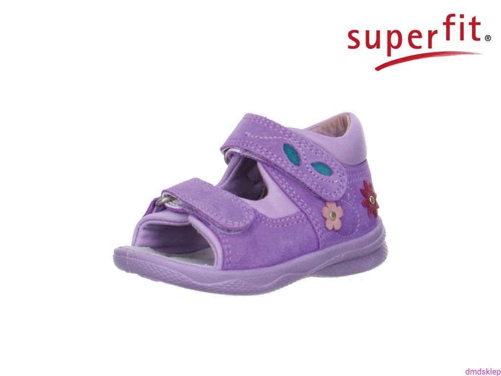 Sandałki Superfit 4-00096-77 POLLY r21