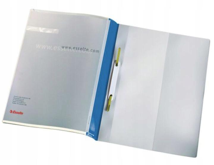 Skoroszyt ofertowy A4 Esselte sztywny niebieski