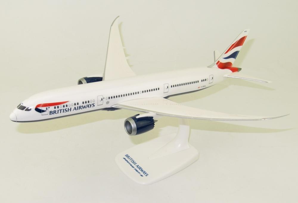 Model samolotu Boeing 787-9 British Airways 1:200