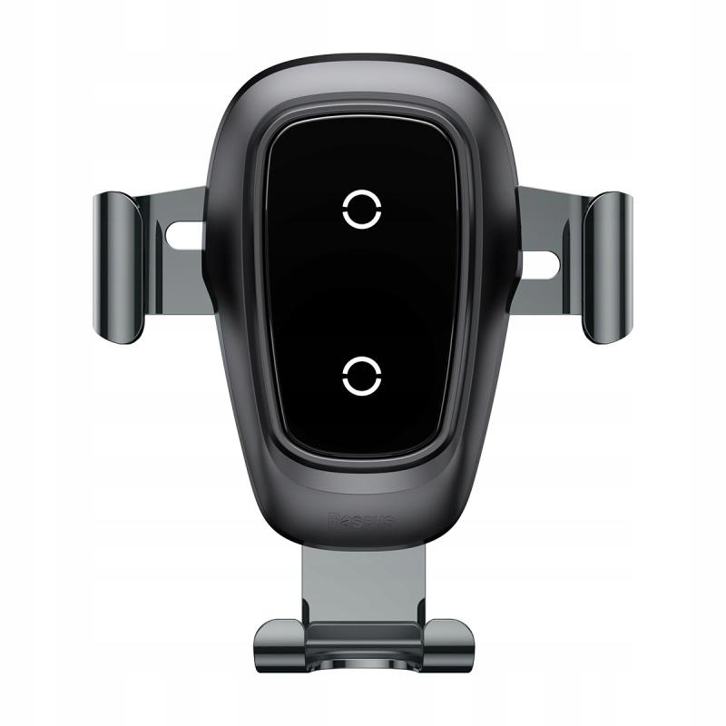 Baseus Metal Wireless Charger Gravity Car Mount -