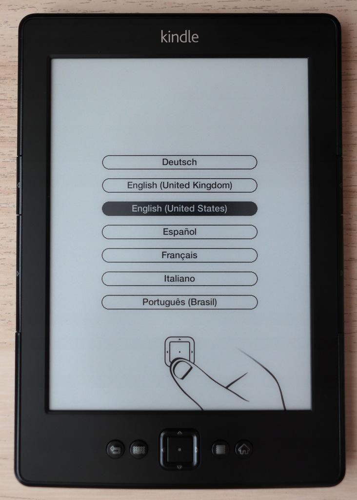 Amazon Kindle 5 - doskonały stan!