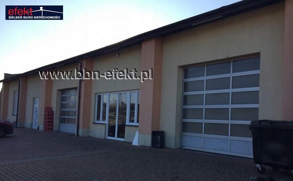 Magazyny i hale, Bielsko-Biała, 750 m²