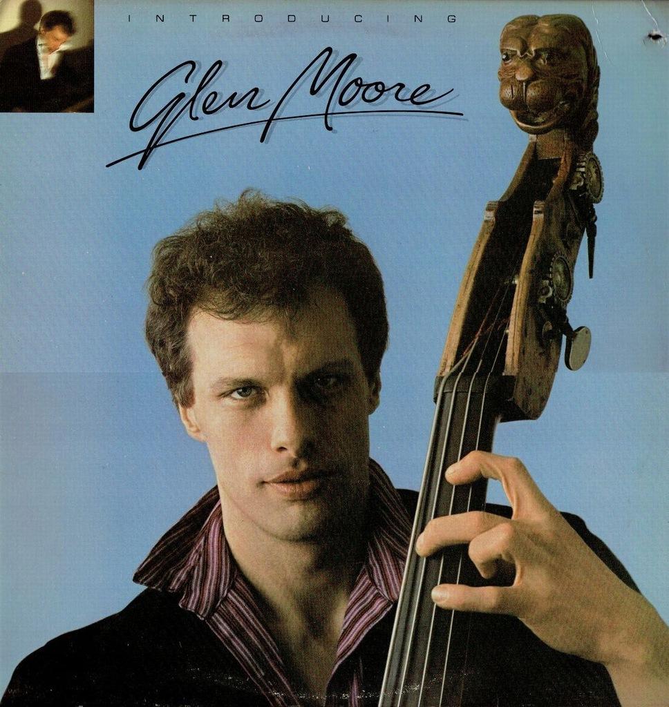 Glen Moore - Introducing winyl