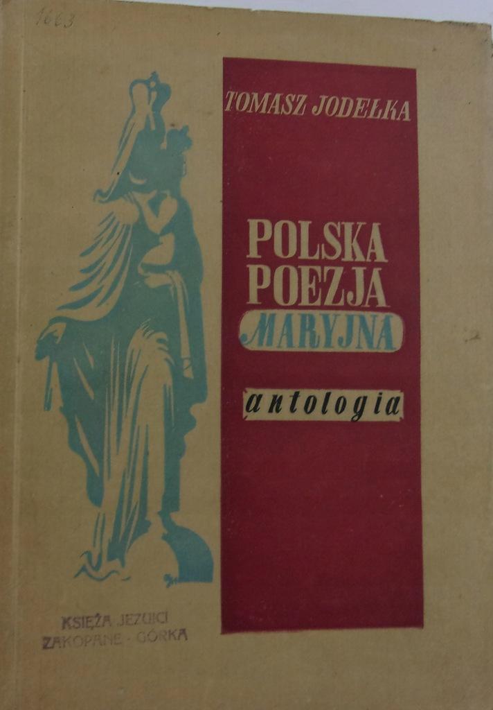 Polska poezja Maryjna antologia 1949 r.