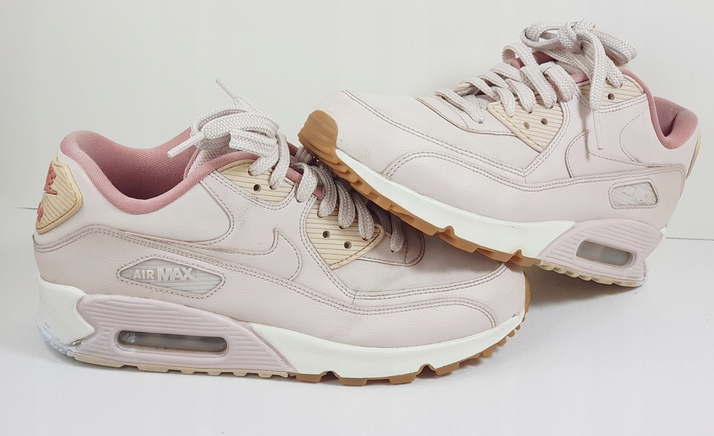 NIKE WMNS AIR MAX 90 LEATHER buty damskie r.38