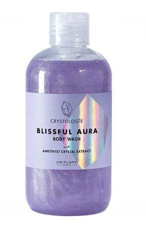 Oriflame Żel pod pryszni Crystologie Blissful Aura