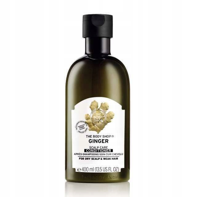 THE BODY SHOP Odżywka Imbirowa IMBIR 400ml GINGER