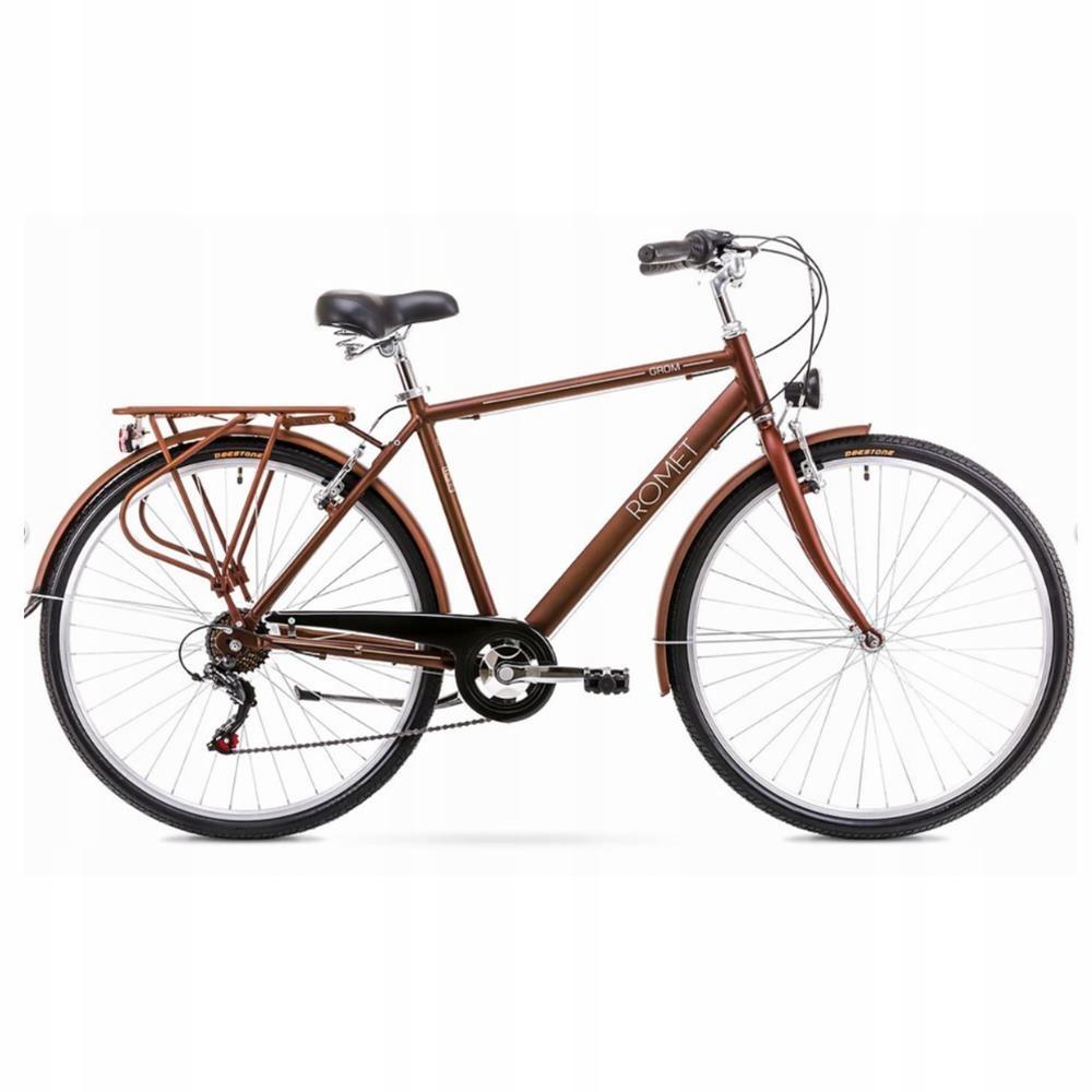 1928133 - 20 M Rower miejski romet grom 6S