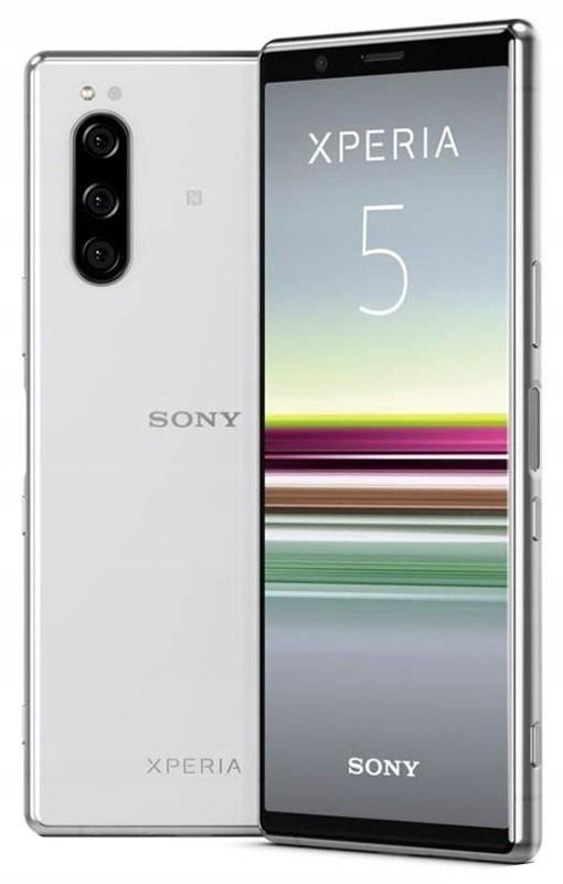 Szary Smartfon SONY Xperia 5 6/128GB IP68